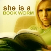 Veronica - She Is A Book Worm