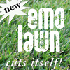 kalimyre: Emo lawn by becstar216