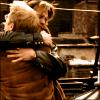 Roger/Mark huggles! <3!