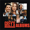 Grey's Albums - Music from Grey's Anatomy and more