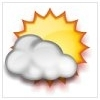 Weather - Partly Cloudy