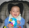 Life mostly un-examined.: Buddha baby
