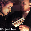 Maria: it's just fanfic by Maria