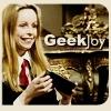 Dr Who Geek Joy