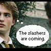 the slashers are coming. (marauderthesn)