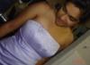Me in purple dress