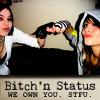 Misc: bitch'n status