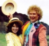 6th Doctor and Peri