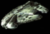 The fastest hunk of junk in the galaxy
