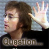 beatles question - john lennon