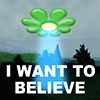 i want to believe daisy