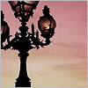 Paris - Street lamp