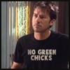No Green Chicks