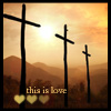 *bethany*: christian : crosses / this is love