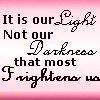 light dark pink