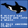 whale awesome
