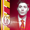 Someday you'll need to stand tall again: Supernatural - Dean Gryffindor