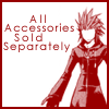 KH CoM Axel Accessories Sold Separately