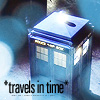 Blade: Dr Who | TARDIS