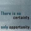 V for Vendetta :: No certainty only oppo