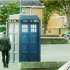 Lymness: Doctor Who - Nine and TARDIS are Love