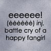 AngelbloodShinra: Happy Fangirl
