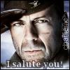 salute you