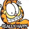 Really happy