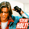 I don't see another goddamn narrator, so pipe down: steve holt!