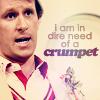 Rachel: Dire need of a crumpet