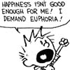 Not a lady at all: comic: calvin euphoria