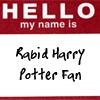 rabid HP fan