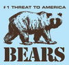BEAR THREAT!!!!