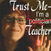 Major Fischer: BSG - Roslin Trust Me Im a Teacher