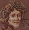 Medusa Roman Painting