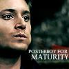 Rachel: Posterboy for Maturity