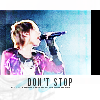 don't stop -- kaizokuban