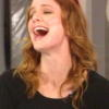 Andrea: Sarah Laughing