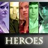 Martin's Passage: Heroes