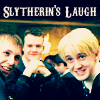 hp : slytherin's laugh