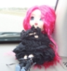 Pullip dolls -- Elisabeyta daydreaming