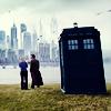 Binah: Doctor & Rose by triptochinatown