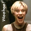 BSG - Starbuck - Woohoo!