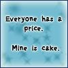 Azy: cake