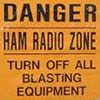 Spam: ham radio zone