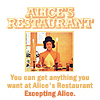 Brendan: Alice's Restaurant