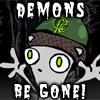 foamy demons be gone