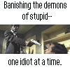 Cyrano: Demons of Stupid