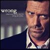 House wrong