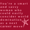 scarlettina: WW: Smart and savvy